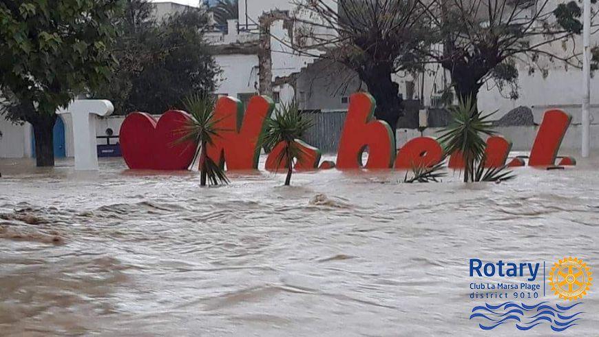 SOS Nabeul ... catastrophe naturelle