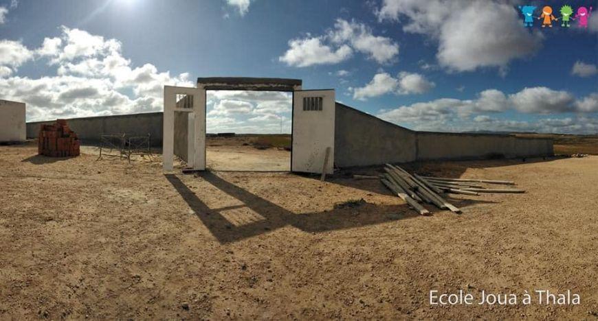 Projet « l'École de l'Espoir » Ecole Primaire Joua Thala
